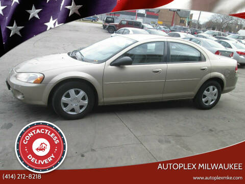 2003 Chrysler Sebring for sale at Autoplex Milwaukee in Milwaukee WI