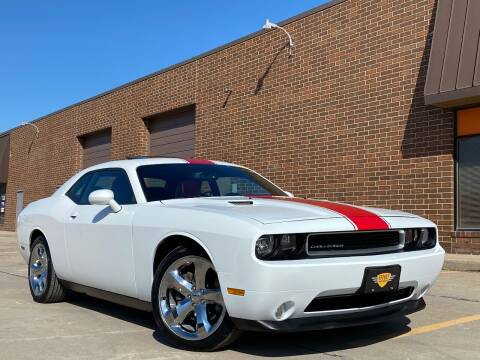 2013 Dodge Challenger for sale at Effect Auto Center in Omaha NE