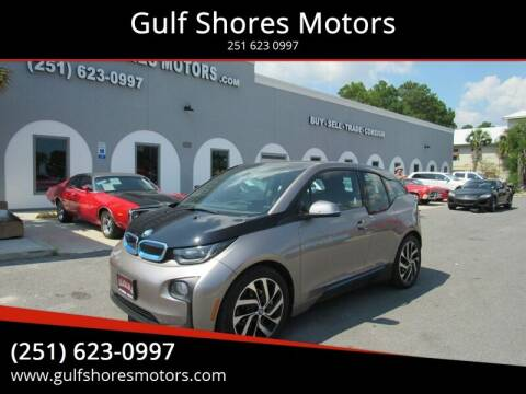 2014 BMW i3 for sale at Gulf Shores Motors in Gulf Shores AL