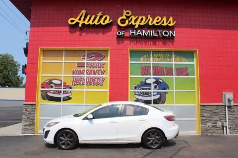 2010 Mazda MAZDA3 for sale at AUTO EXPRESS OF HAMILTON LLC in Hamilton OH