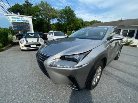 2020 Lexus NX 300 for sale at Sports & Imports in Pasadena MD