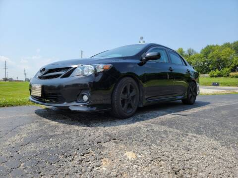 2011 Toyota Corolla for sale at Sinclair Auto Inc. in Pendleton IN