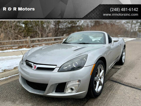 2008 Saturn SKY for sale at R & R Motors in Waterford MI