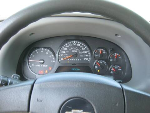 2006 Chevrolet TrailBlazer for sale at Speed Auto Inc in Charlotte NC