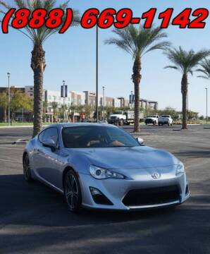 2015 Scion FR-S for sale at Motomaxcycles.com in Mesa AZ