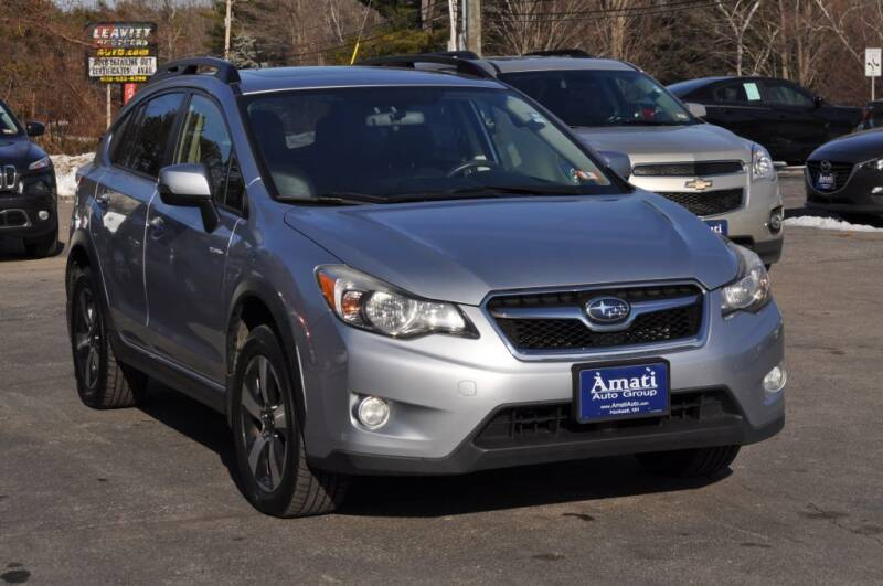 2014 Subaru XV Crosstrek for sale at Amati Auto Group in Hooksett NH