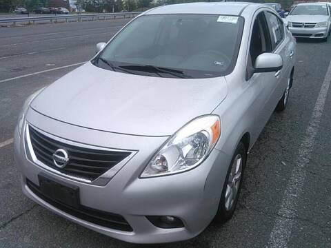 2013 Nissan Versa for sale at Delong Motors in Fredericksburg VA