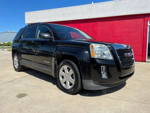 2014 GMC Terrain for sale at Hirschy Automotive in Fort Wayne IN