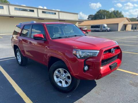 2018 Toyota 4Runner for sale at D3 Auto Sales in Des Arc AR