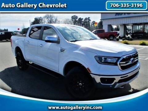 2019 Ford Ranger for sale at Auto Gallery Chevrolet in Commerce GA