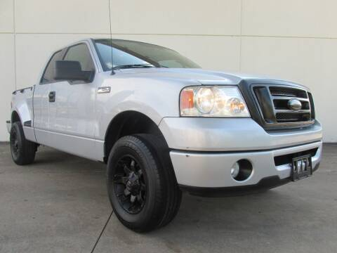 2007 Ford F-150 for sale at QUALITY MOTORCARS in Richmond TX