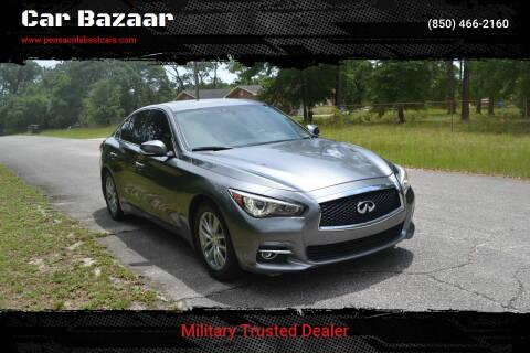 2017 Infiniti Q50 for sale at Car Bazaar in Pensacola FL