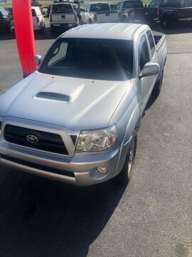 2007 Toyota Tacoma for sale at BRYANT AUTO SALES in Bryant AR