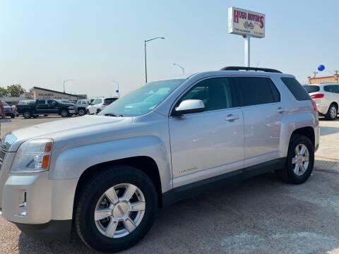 2013 GMC Terrain for sale at Hugo Motors INC in El Paso TX