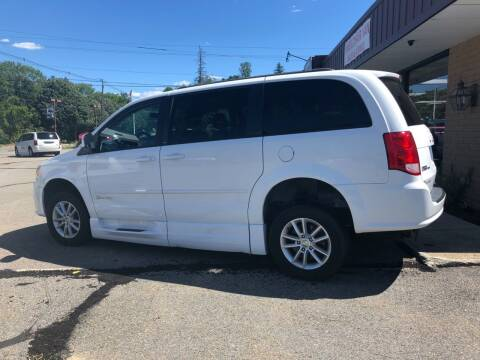 2014 Dodge Grand Caravan for sale at LaBelle Sales & Service in Bridgewater MA