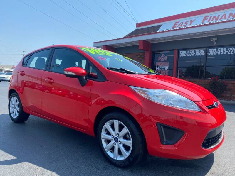 2013 Ford Fiesta for sale at Premium Motors in Louisville KY