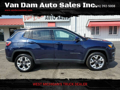 2019 Jeep Compass for sale at Van Dam Auto Sales Inc. in Holland MI