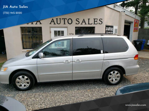 2003 Honda Odyssey for sale at JIA Auto Sales in Port Monmouth NJ