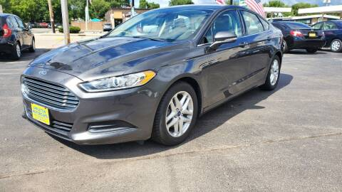 2016 Ford Fusion for sale at Appleton Motorcars Sales & Service in Appleton WI