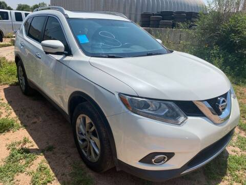 2015 Nissan Rogue for sale at Street Smart Auto Brokers in Colorado Springs CO