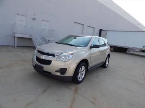 2012 Chevrolet Equinox for sale at Elite Motors INC in Joppa MD