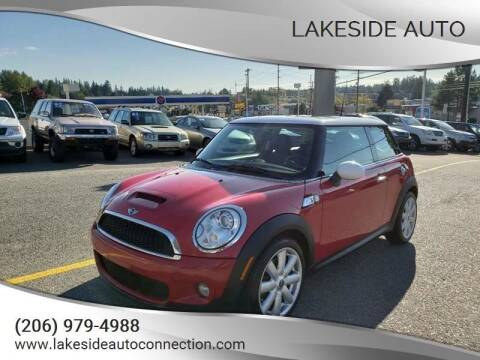 2010 MINI Cooper for sale at Lakeside Auto in Lynnwood WA