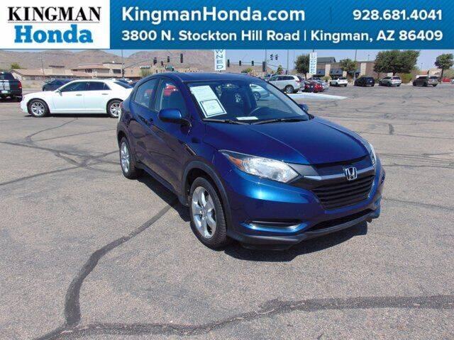2016 Honda HR-V for sale in Kingman, AZ