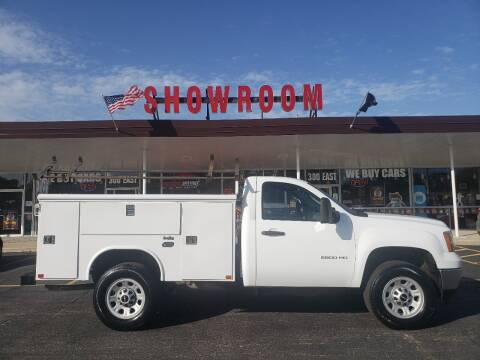 2014 GMC Sierra 2500HD for sale at Premium Motors in Villa Park IL