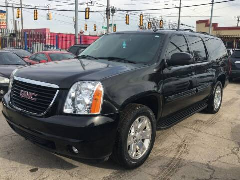 2007 GMC Yukon XL for sale at SKYLINE AUTO in Detroit MI