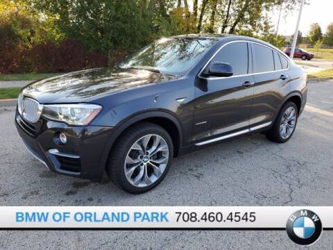 2018 BMW X4 for sale at BMW OF ORLAND PARK in Orland Park IL