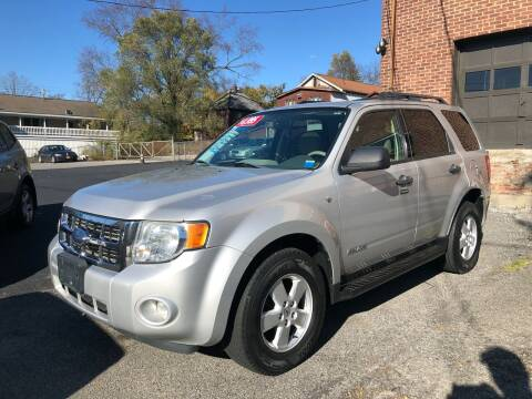 2008 Ford Escape for sale at JB Auto Sales in Schenectady NY