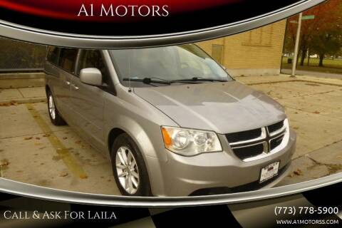 2013 Dodge Grand Caravan for sale at A1 Motors Inc in Chicago IL