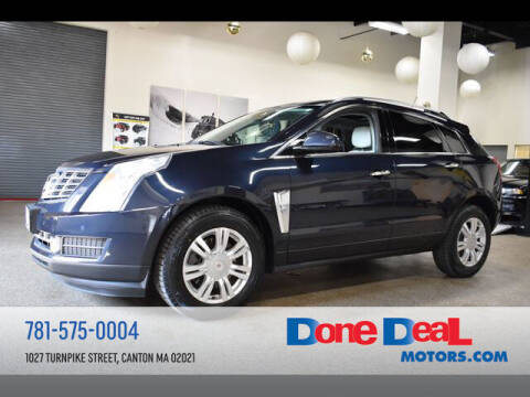 2015 Cadillac SRX for sale at DONE DEAL MOTORS in Canton MA