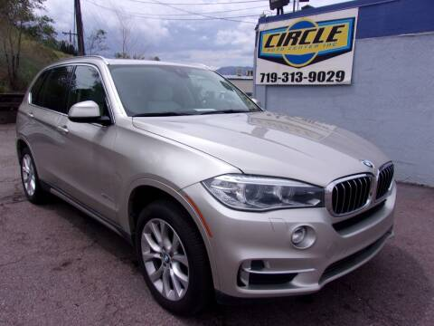 2014 BMW X5 for sale at Circle Auto Center in Colorado Springs CO