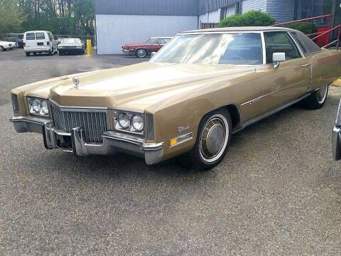 1972 Cadillac Eldorado for sale at Black Tie Classics in Stratford NJ