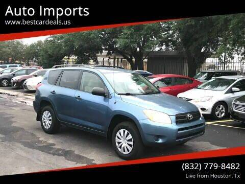 2008 Toyota RAV4 for sale at Auto Imports in Houston TX