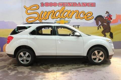 2012 Chevrolet Equinox for sale at Sundance Chevrolet in Grand Ledge MI