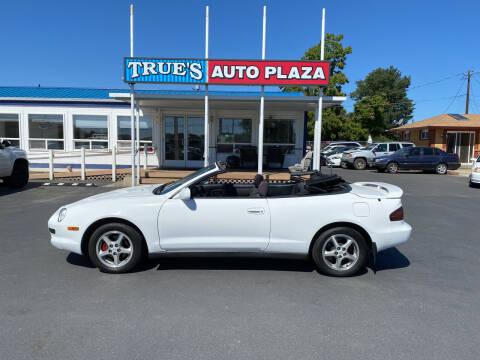 1999 Toyota Celica for sale at True's Auto Plaza in Union Gap WA