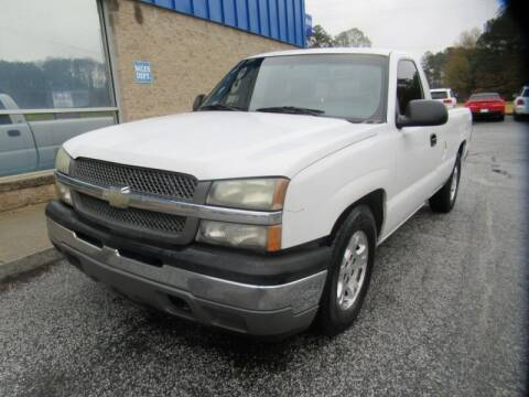 2005 Chevrolet Silverado 1500 for sale at 1st Choice Autos in Smyrna GA