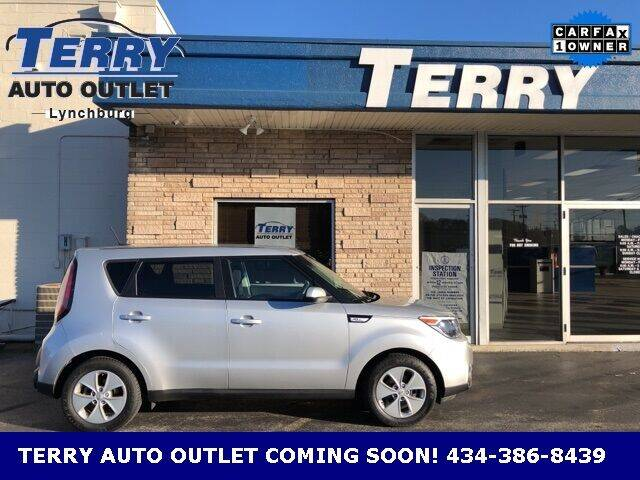 2016 Kia Soul for sale at Terry Auto Outlet in Lynchburg VA