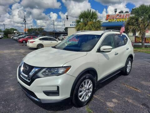 2019 Nissan Rogue for sale at Sun Coast City Auto Sales in Mobile AL