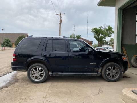 2007 Ford Explorer for sale at Chubbuck Motor Co in Ordway CO
