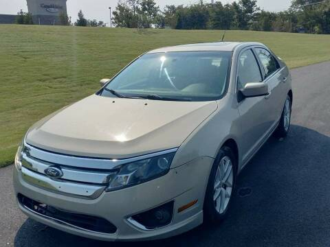 2010 Ford Fusion for sale at Happy Days Auto Sales in Piedmont SC