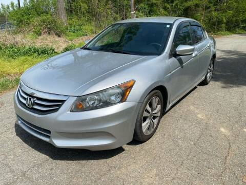 2012 Honda Accord for sale at Speed Auto Mall in Greensboro NC