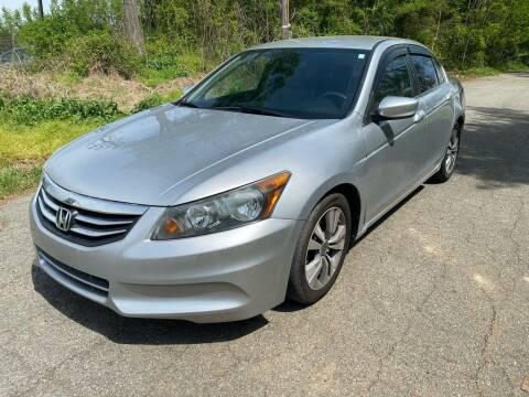 2012 Honda Accord for sale at Speed Auto Mall in Greensboro NC