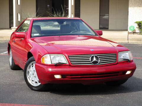 1997 Mercedes-Benz SL-Class for sale at Ritz Auto Group in Dallas TX