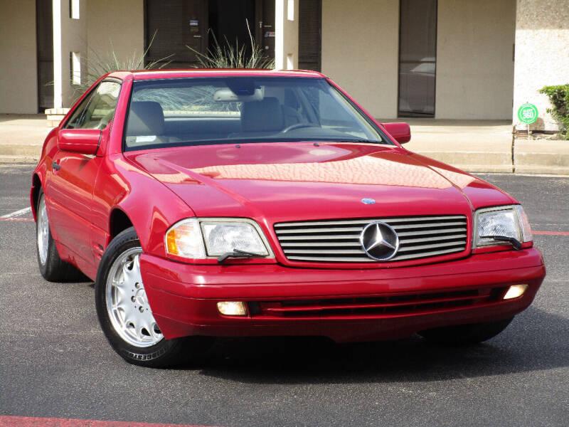 1997 Mercedes-Benz SL-Class for sale at Ritz Auto Group in Dallas TX