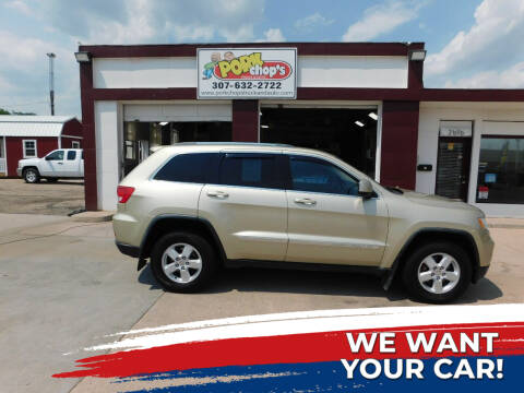2012 Jeep Grand Cherokee for sale at Pork Chops Truck and Auto in Cheyenne WY
