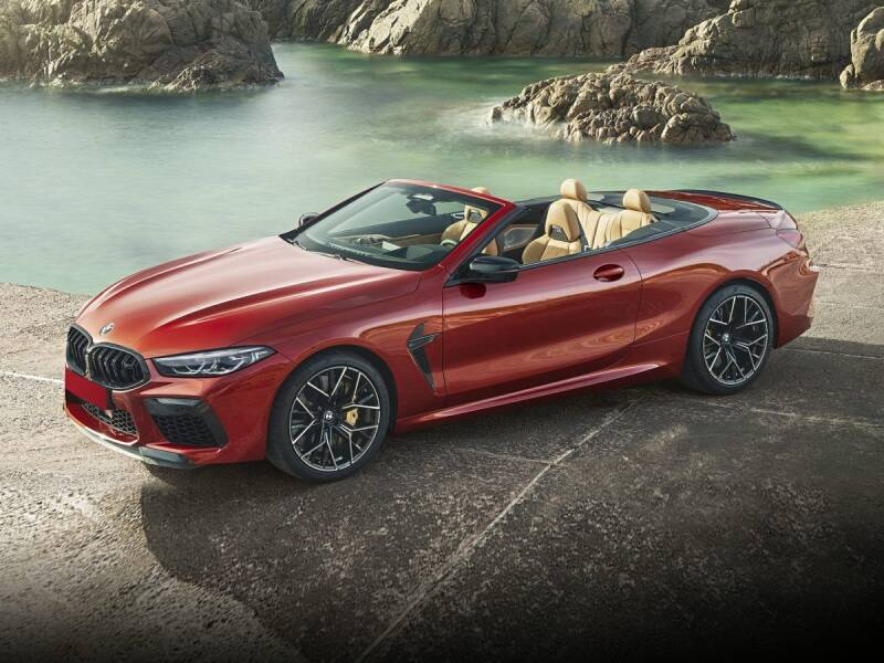 2020 BMW M8 for sale at BMW OF NEWPORT in Middletown RI