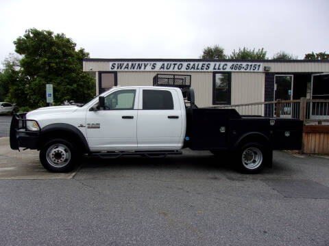 2014 RAM Ram Chassis 4500 for sale at Swanny's Auto Sales in Newton NC